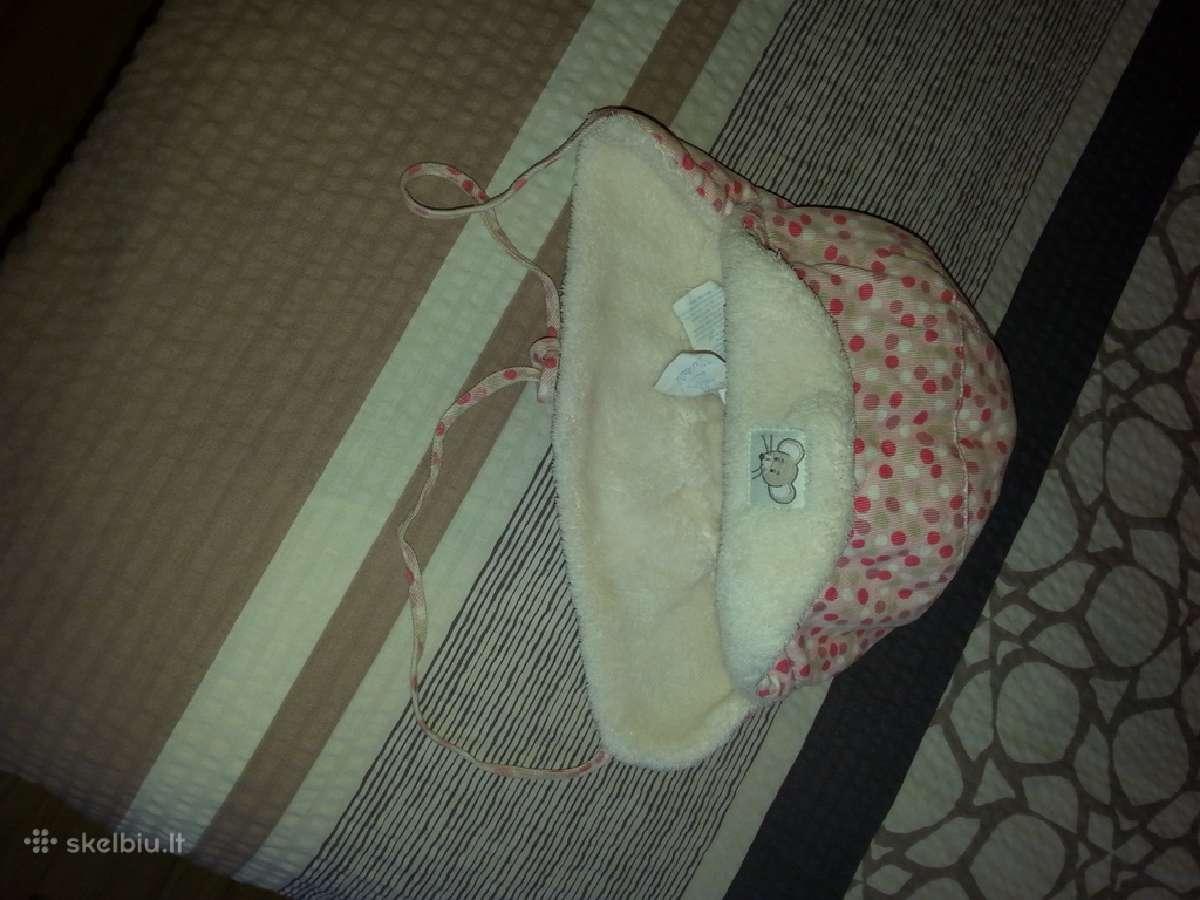 Sterntaler kepurė mergaitei 49 dydis