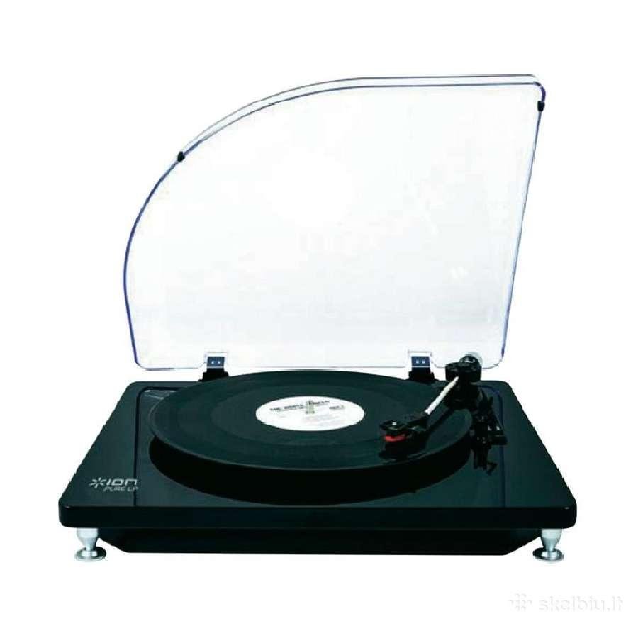 Ion Audio Usb , Thorens patefonai