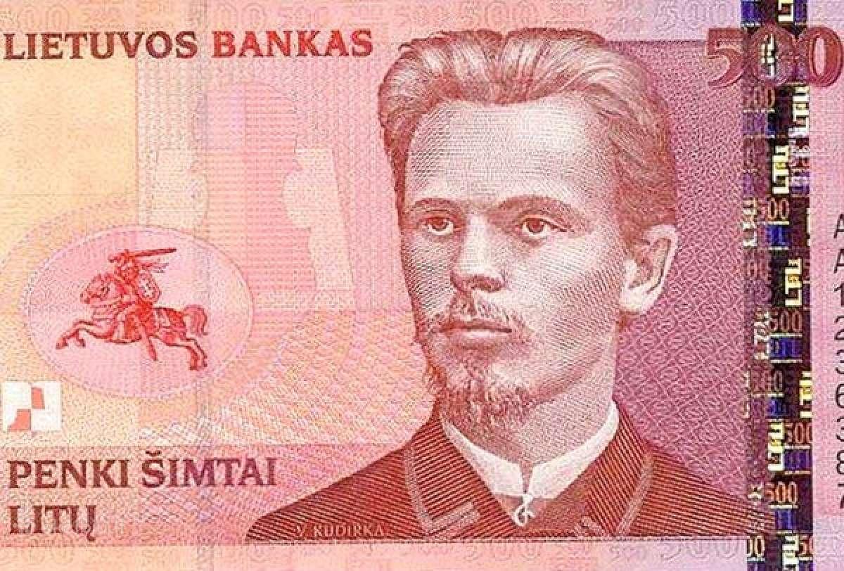 Lietuviski Banknotai I Jusu Kolekcija