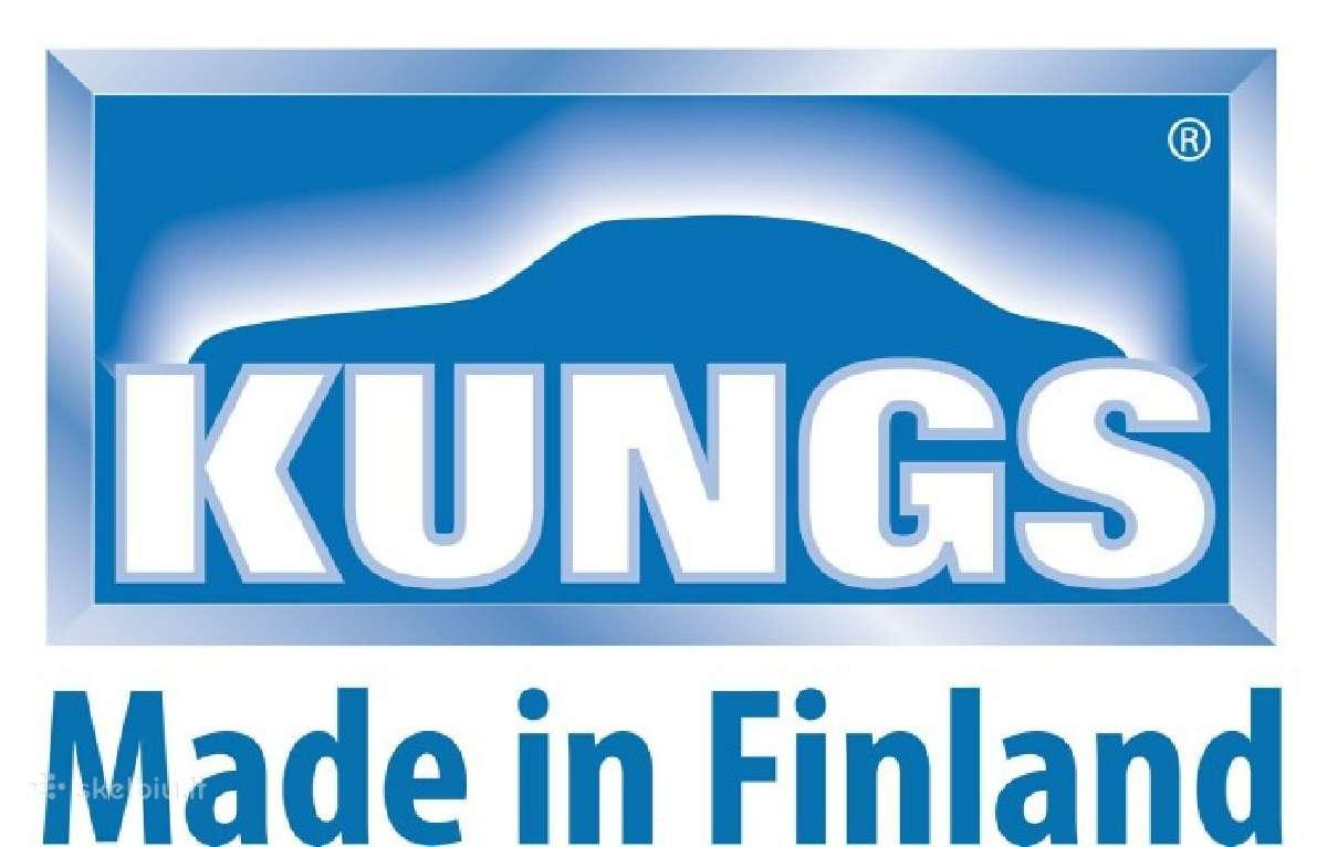 Suomiški ledo grandikliai Kungs jūsų automobiliui