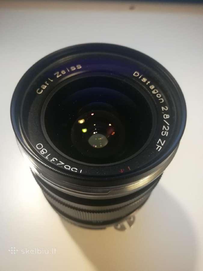 Carl Zeiss Distagon T* 25mm f/2.8 Zf