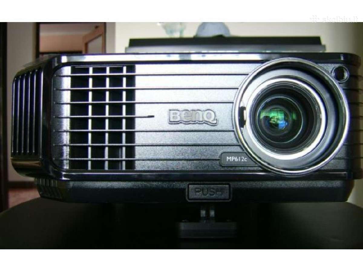 Benq Casio projektoriai, nuo 100 Eur