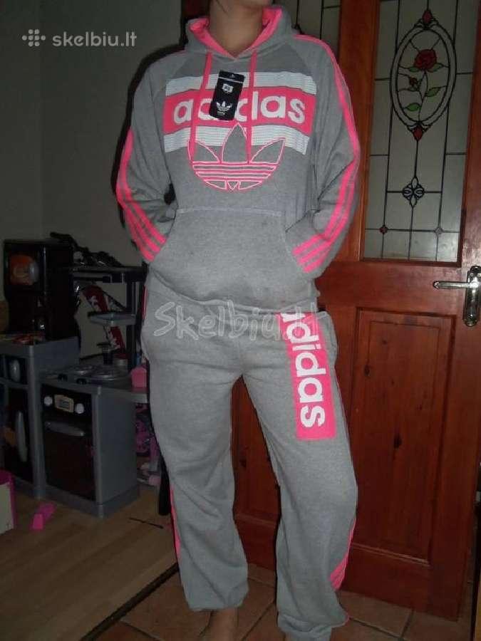 Adidas sportiniai kostiumai unisex
