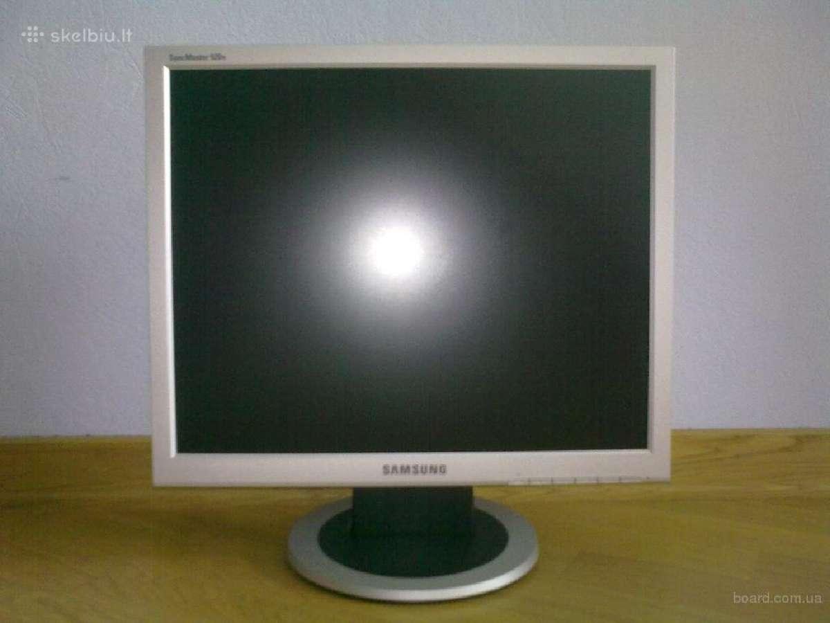 Samsung 920n monitorius 19 coliu ir daug kitų