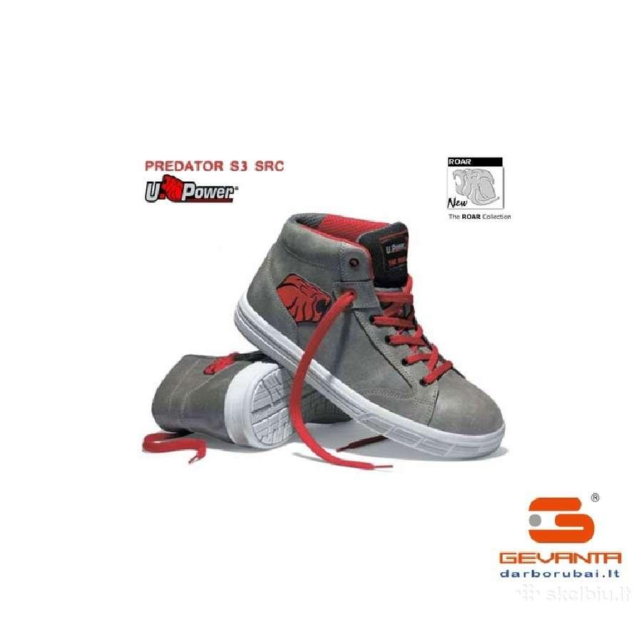 Darbo batai Predator S3 Src /