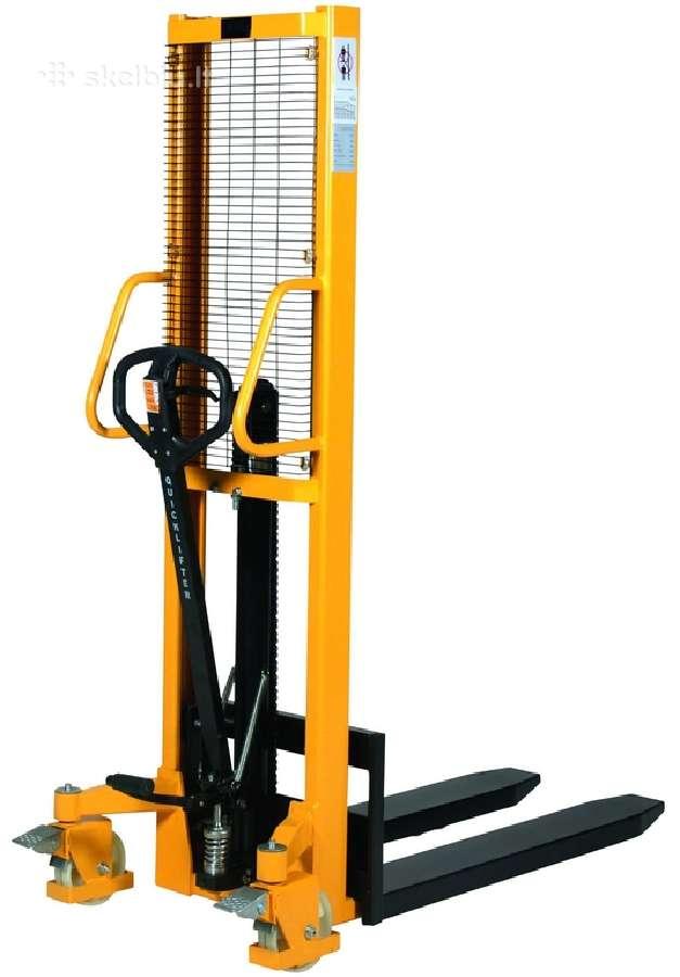 Aukštai keliantis palečių vežimėlis Efs1016g