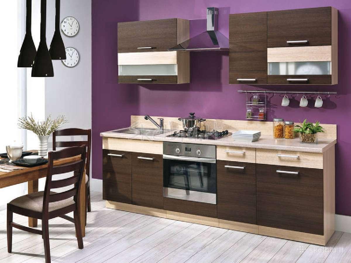 Geras virtuvės komplektas (Išsikomplektuoja)