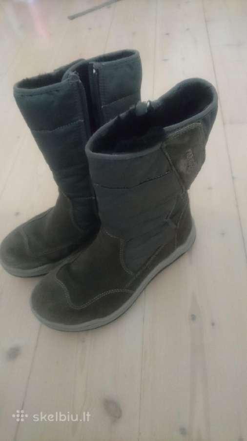 Žieminiai batai mergaitei iMac 35d.