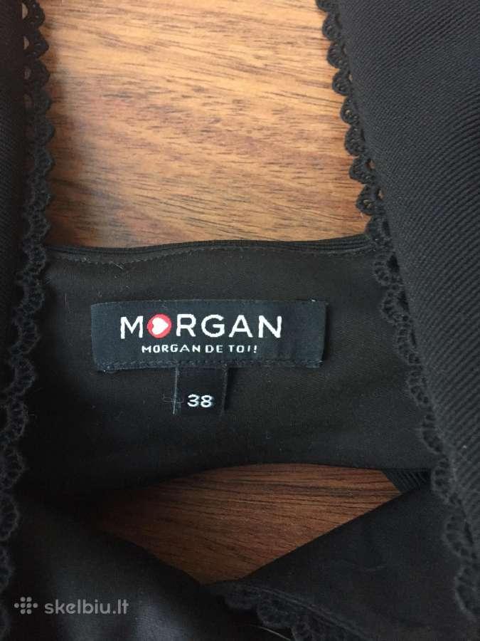 Morgan suknele