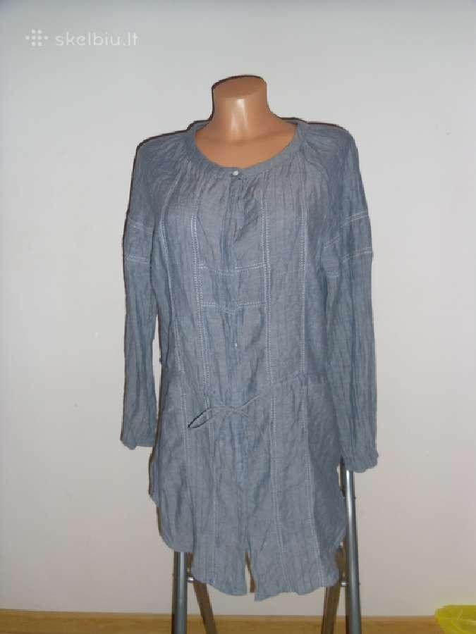 Žydra tunika, marškinėliai / Vero Moda