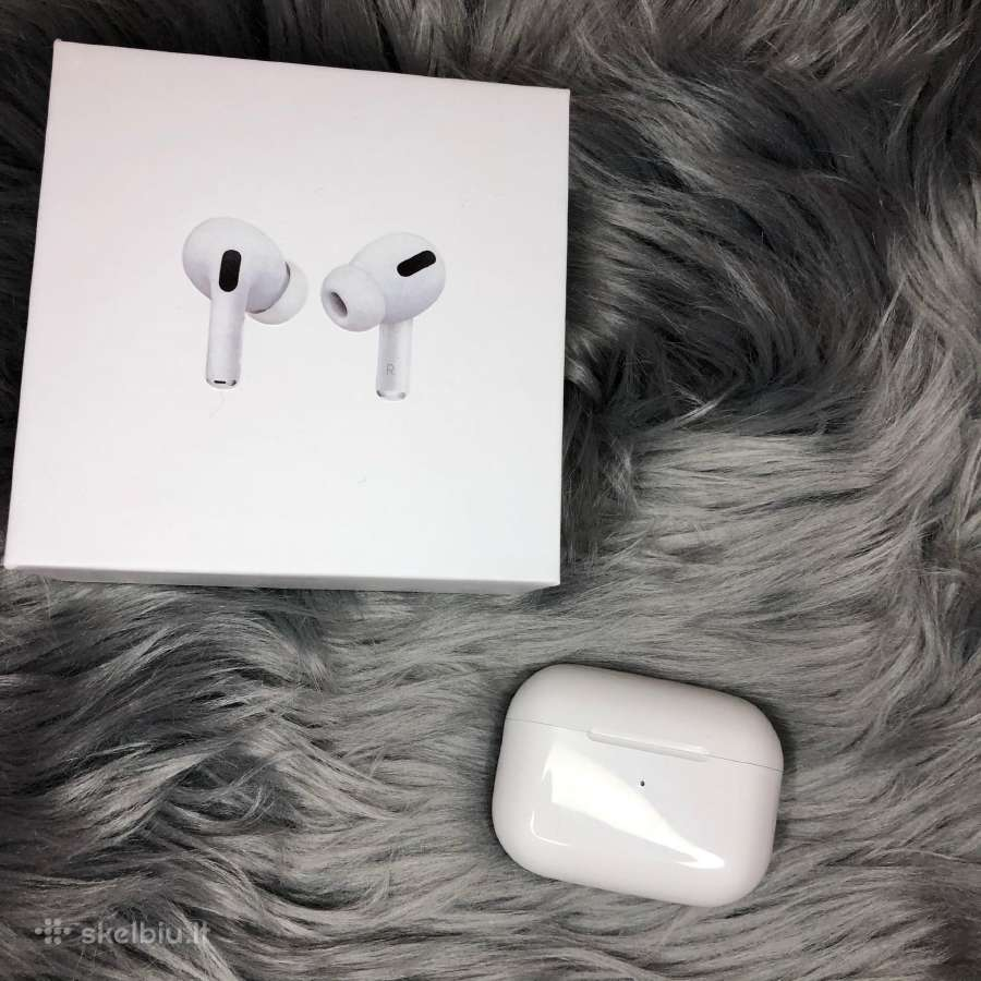 Apple Airpods Pro stiliaus ausines