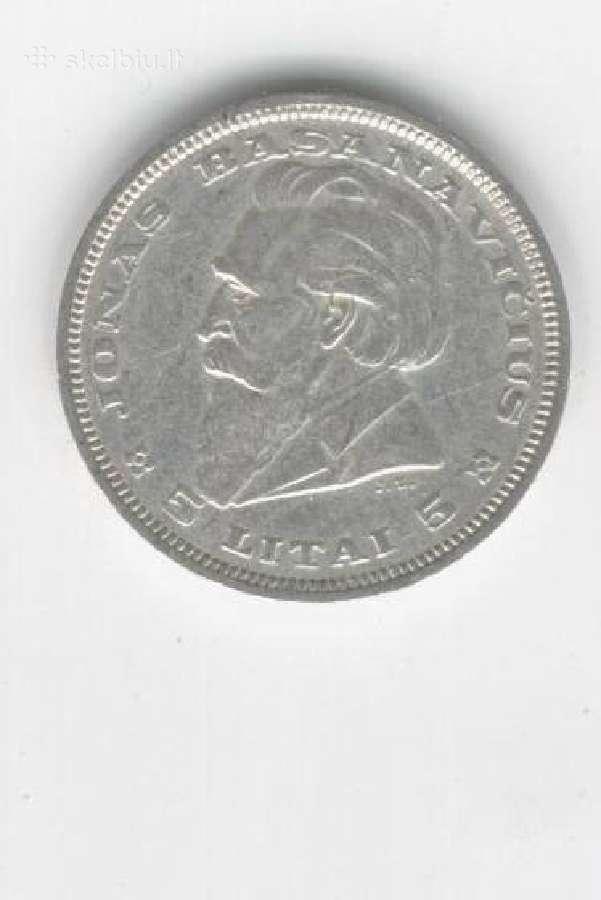 Penki litai 1936m