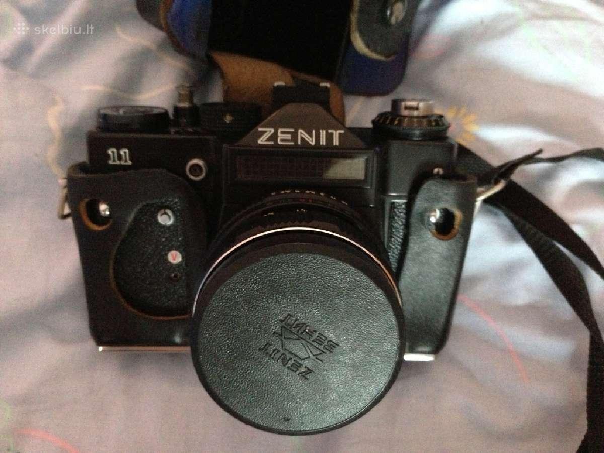 CCCP fotoparatas Zenit 11