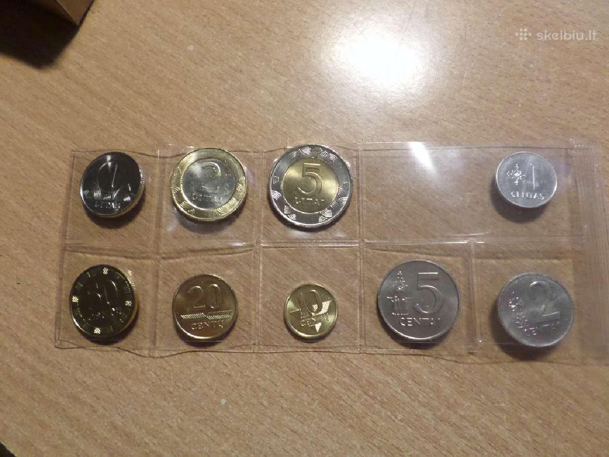 Lietuvos monetu rinkinys