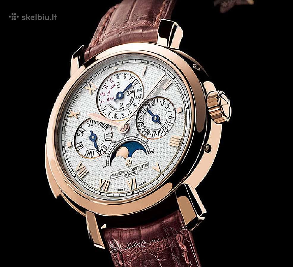 Pirksiu Sveicariska brangu laikrodi
