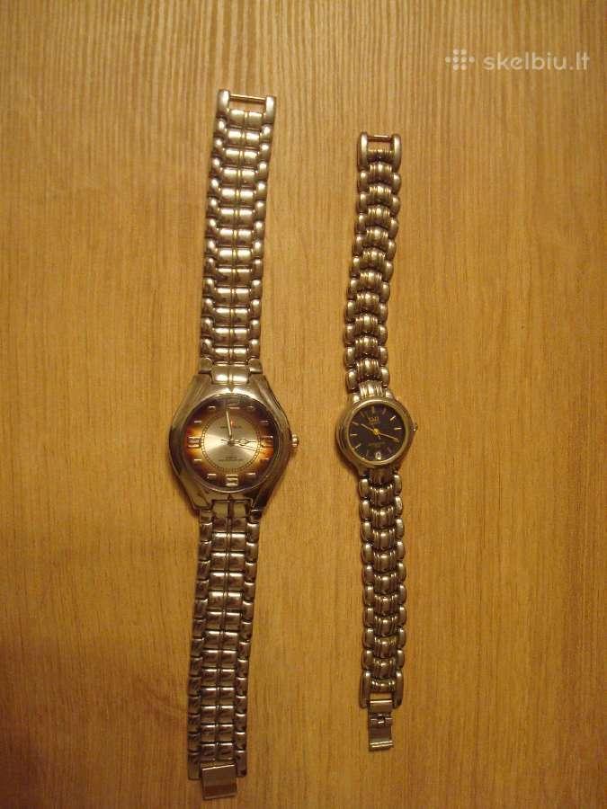 Parduodu laikrodzius