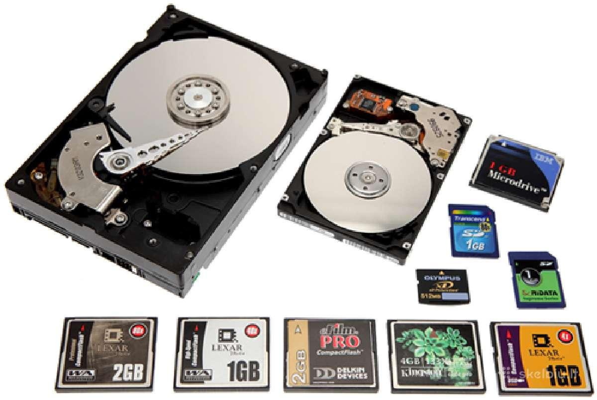 Duomenu atkurimas/atstatymas is HDD/usb flash/sd