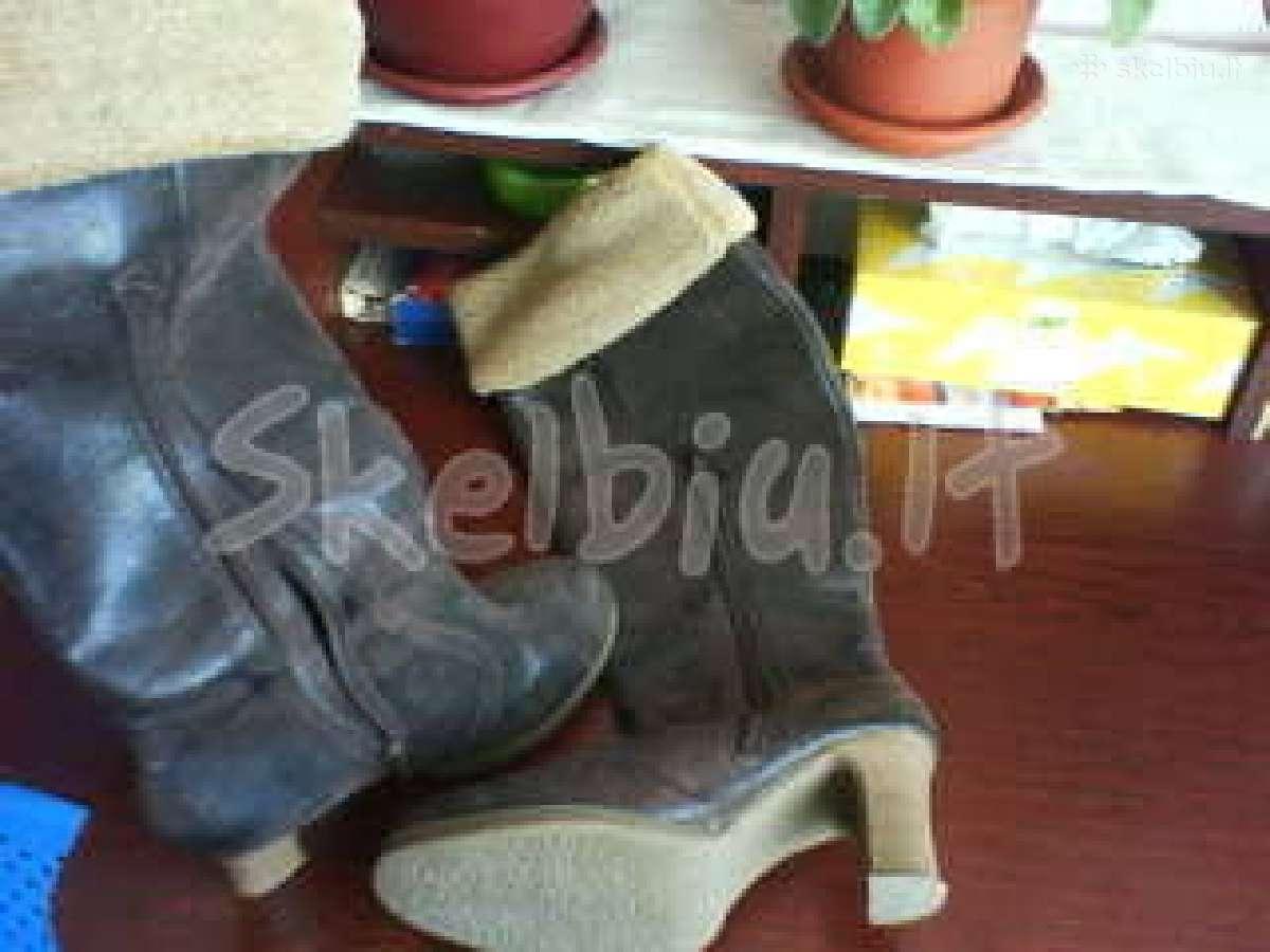 Parduodu naujus žieminius batus 37 dydis