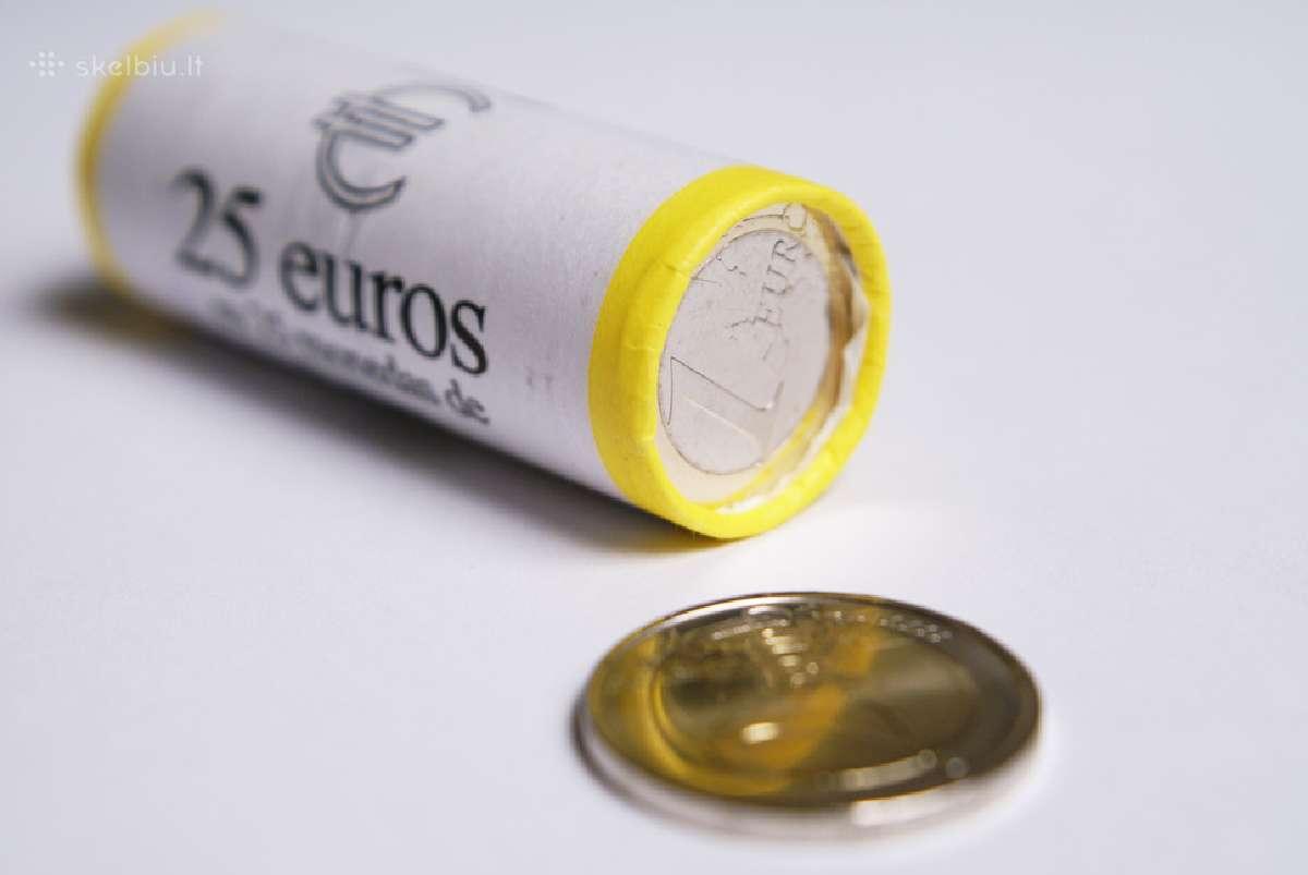 Ispanija 1 euras, 2015