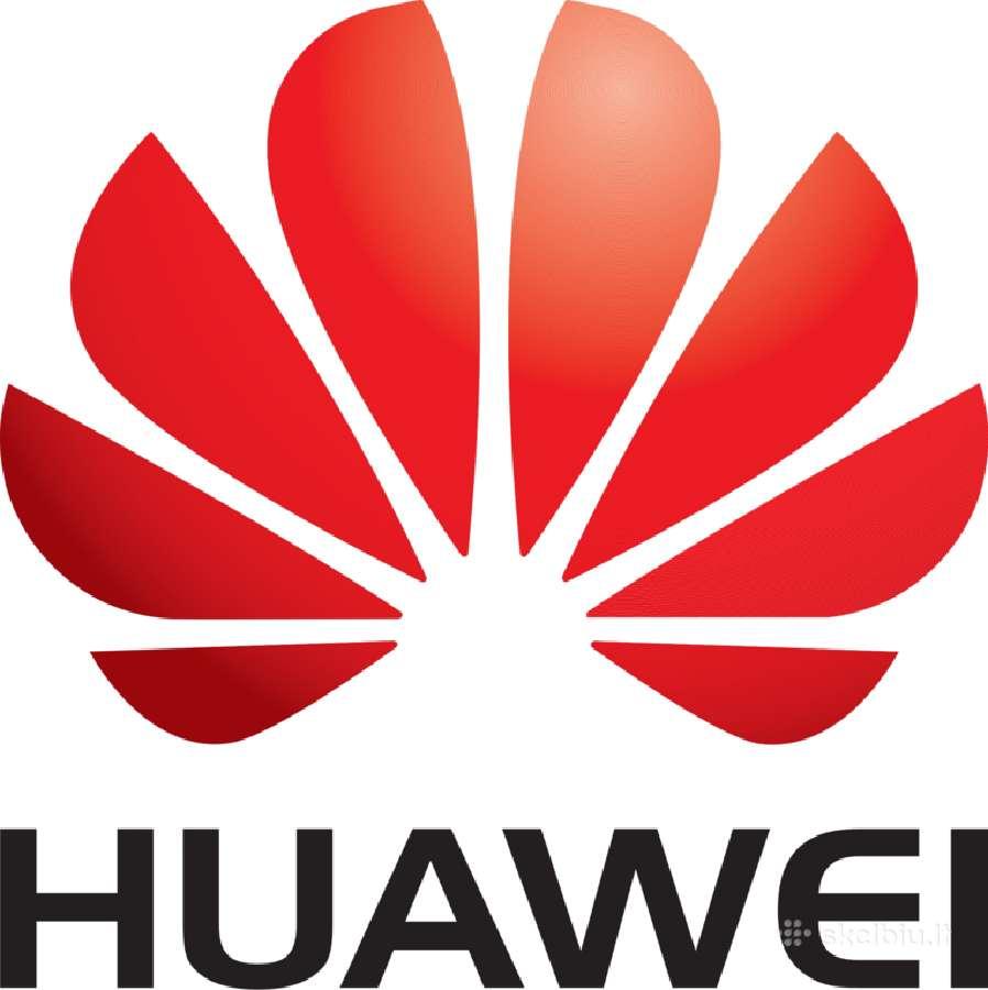 Nauji Huawei telefonai su Gamintojo Garantija
