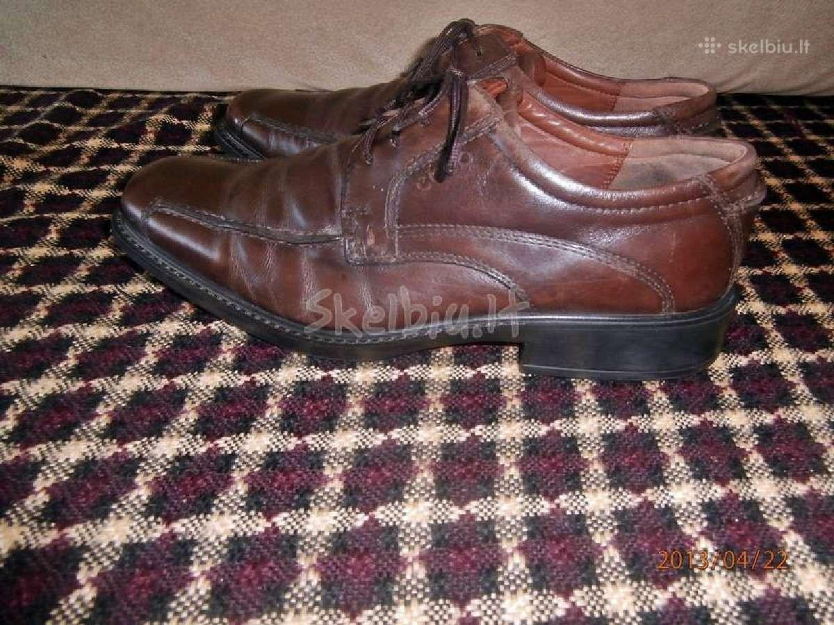 Ecco rudi batai 40 dydis