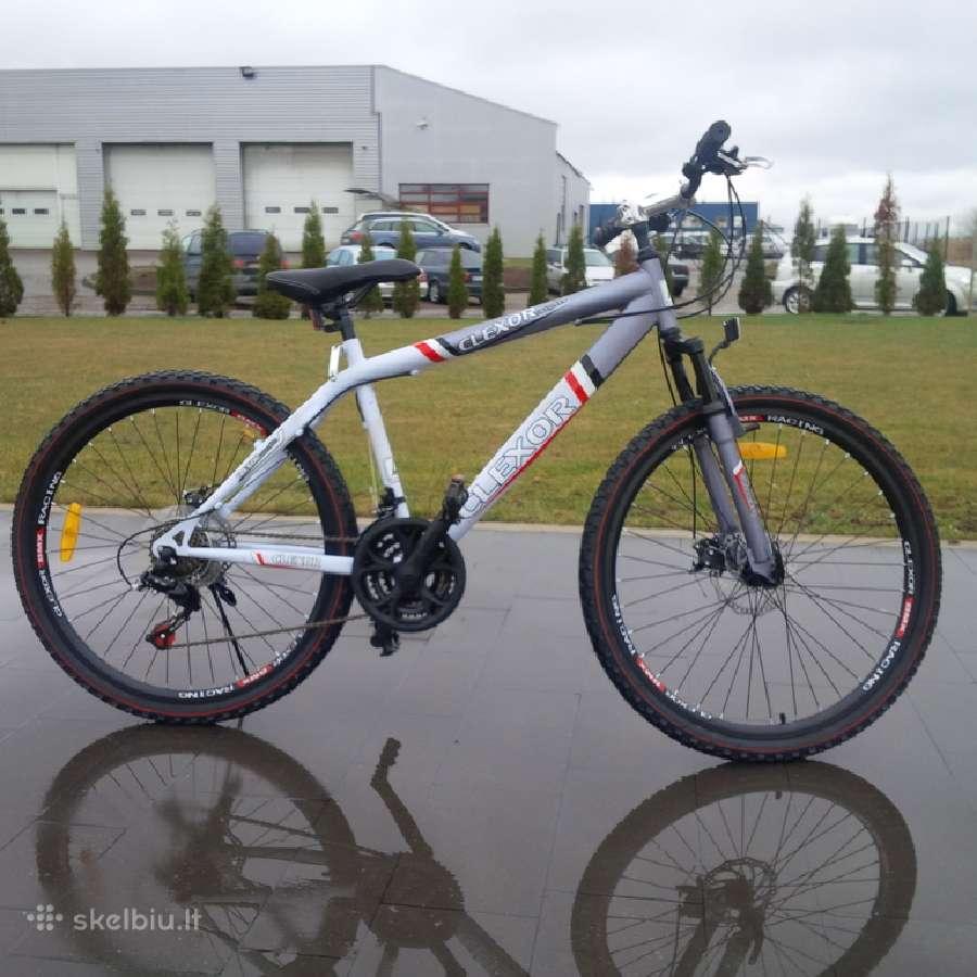 Nauji dviraciai