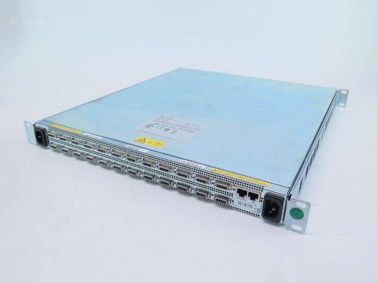 """Infiniband switch """"Topspin 120"""" 24 port 10gbit/s"""
