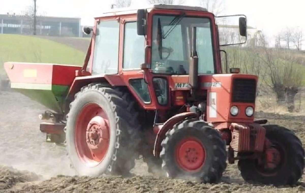 Traktoriu mtz vairas
