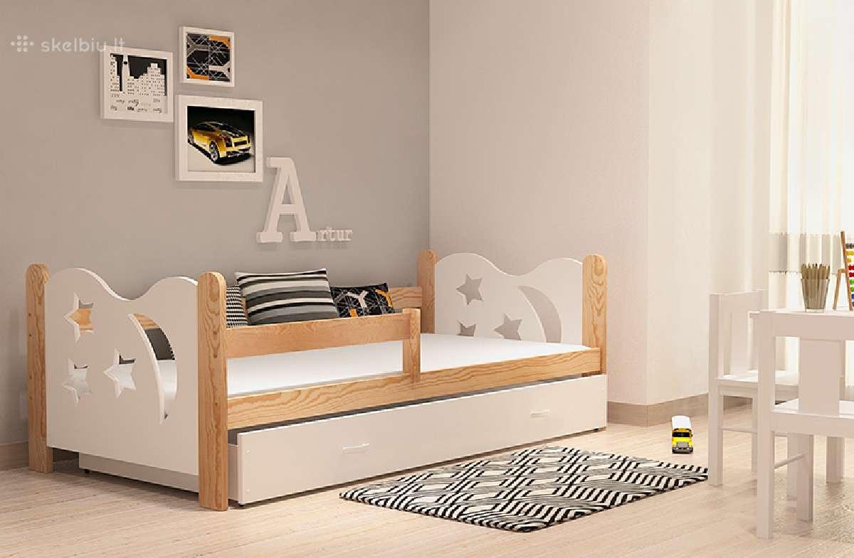 Išpardavimas! Medinės lovytės nuo 108€