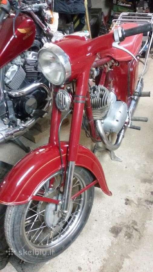 Perku rusiškus motociklus - Skelbiu.lt