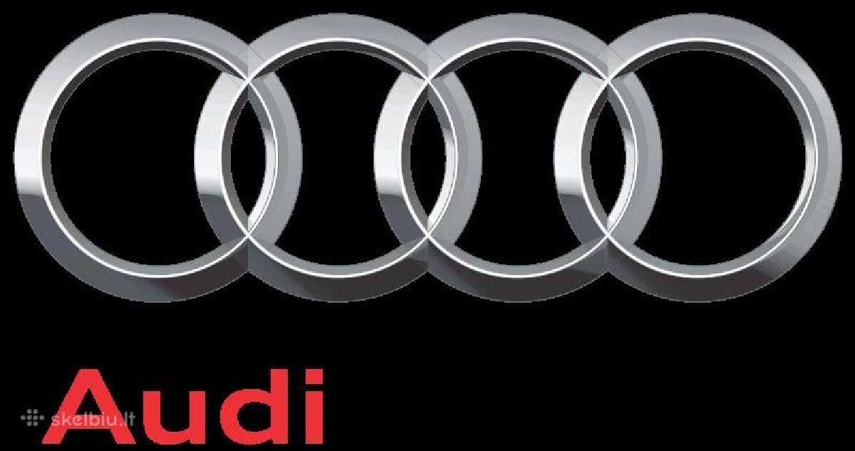 Audi supirkimas. Superkame Audi auto.