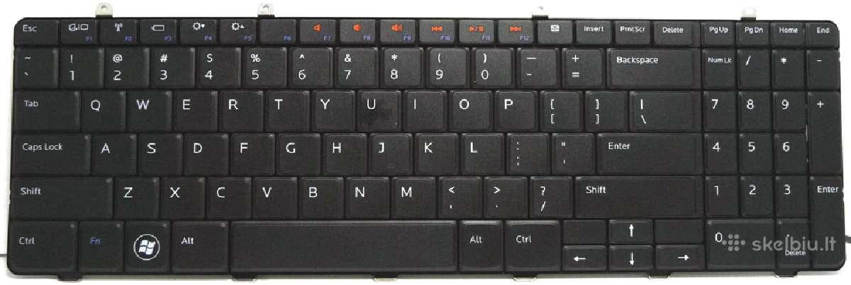 Klaviatūros Dell Inspiron N5010,n5110,n5030
