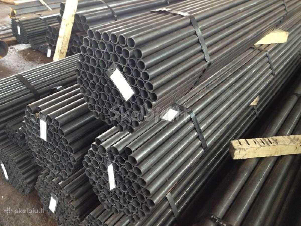 Naudoti plieniniai vamzdziai 89-1220mm