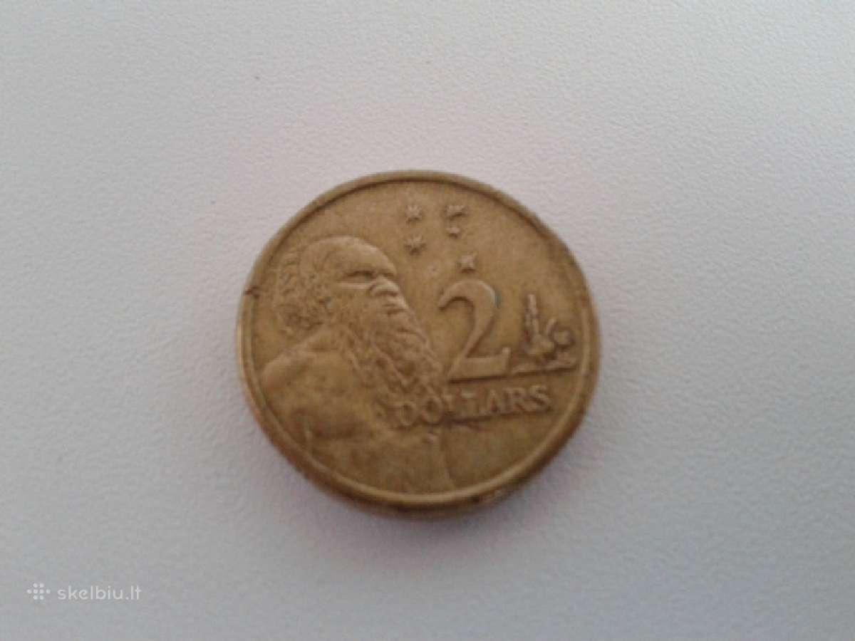 Australijos 2 doleriai