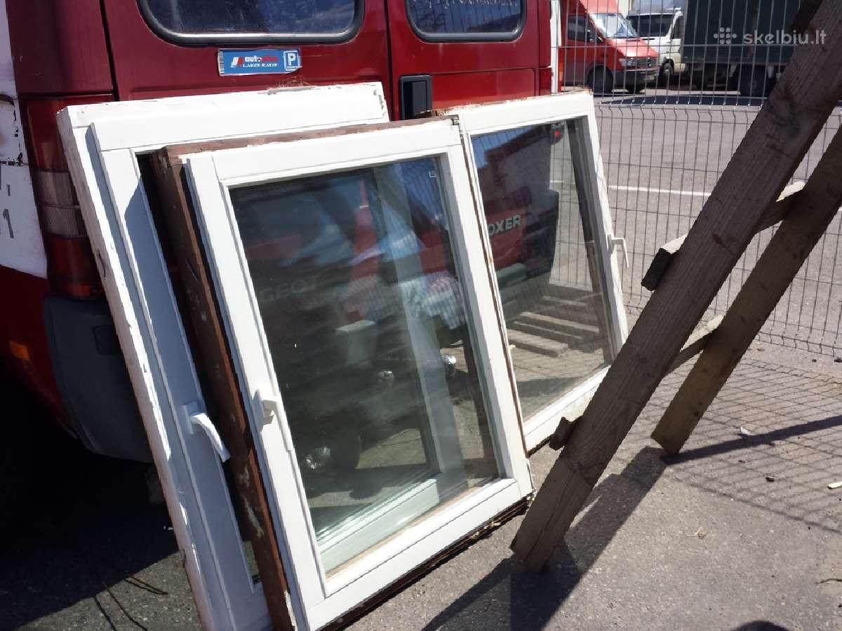 Varstomi ir nevarstomi langai