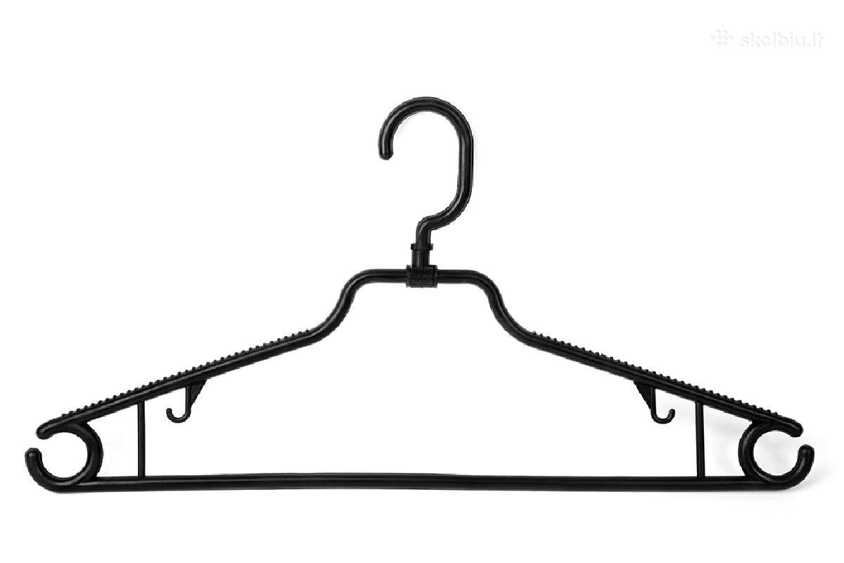 Darbo drabužiams skirtos pakabos