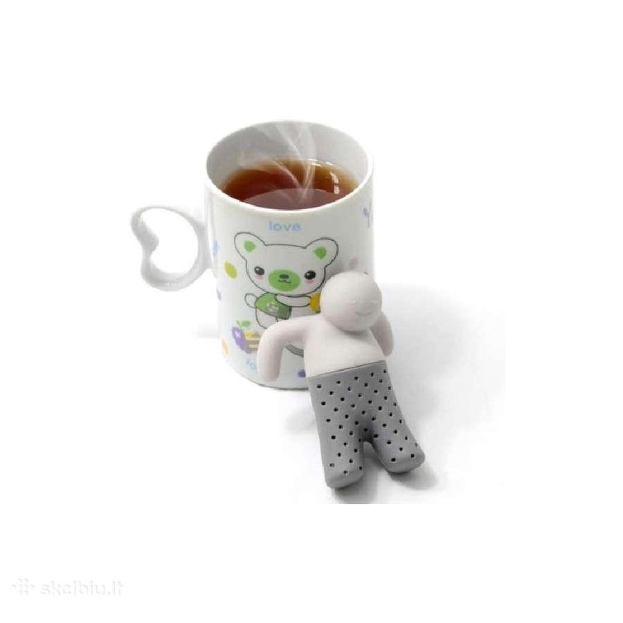 Originalūs arbatos sieteliai - puiki dovana!