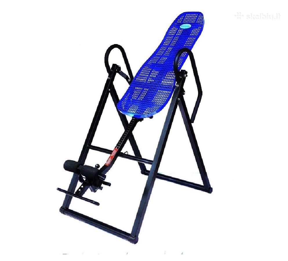 Nauji inversiniai stalai - Nugaros treniruokliai
