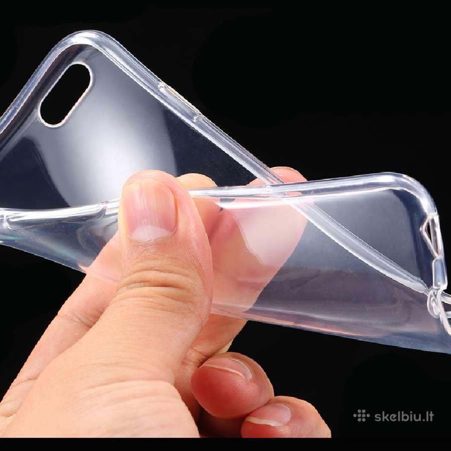 Ypač ploni 0,3mm storio dėklai telefonams