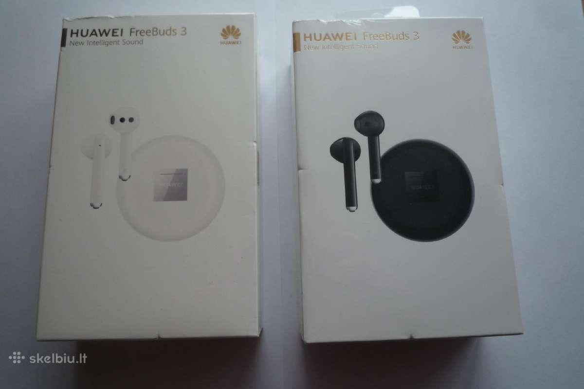 Naujos Huawei Freebuds 3, Jaybird Vista, Happy Plu - Skelbiu.lt