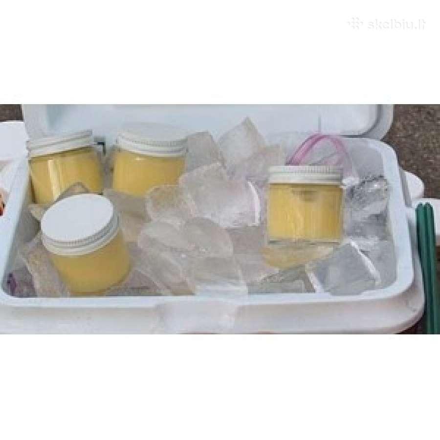 Šaldytas bičių pienelis