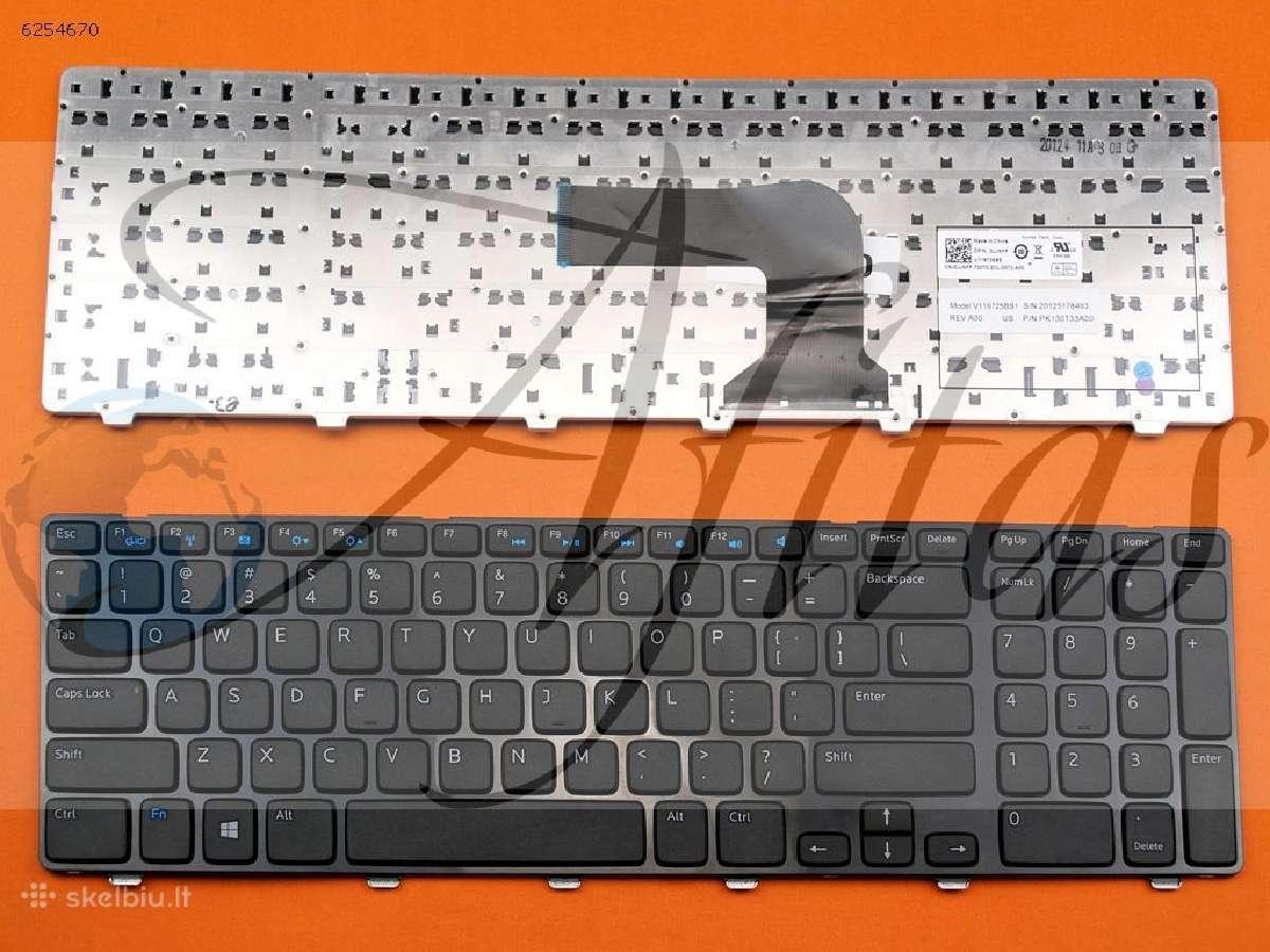 Klaviatūra Asus k52, k53 - 18 eu