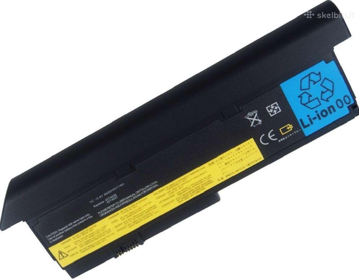 Baterijos kompiuteriams 630 rūšių nuo 29,65 eur