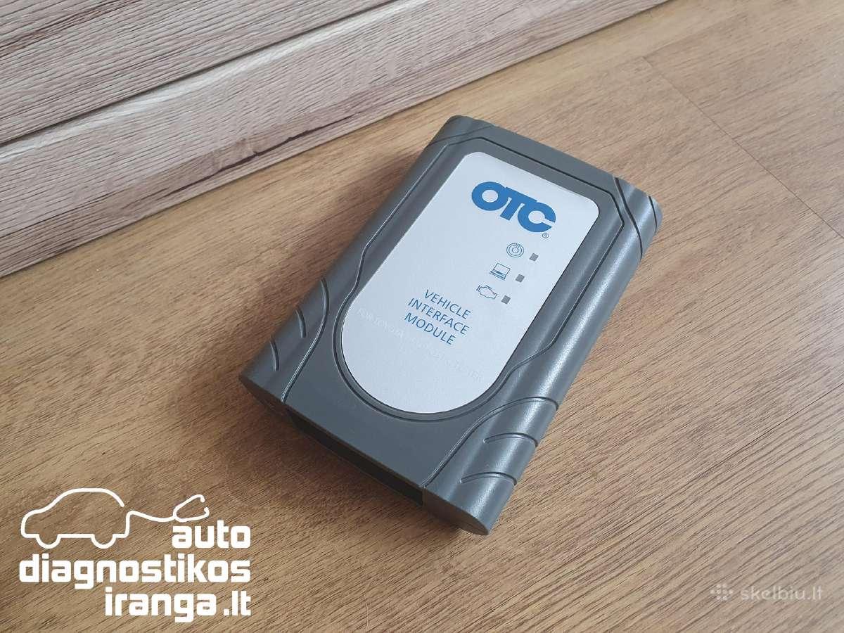 Toyota Otc (Global Techstream - Gts) - Skelbiu.lt