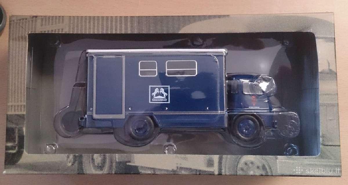 Altaya 1:43 Camion