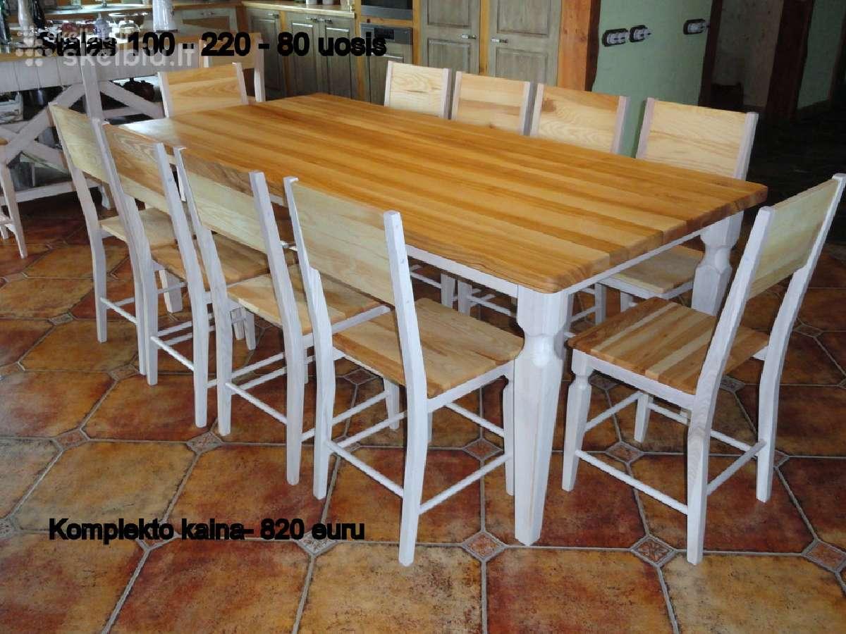 Kėdės,stalai,taburetės