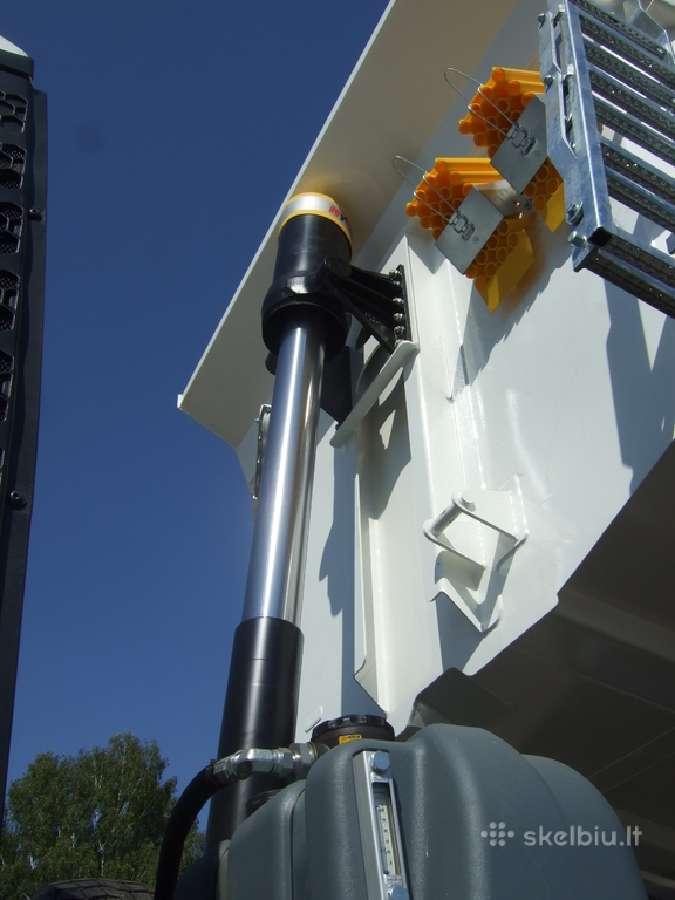 Hyva Hidraulika, teleskopiniai cilindrai