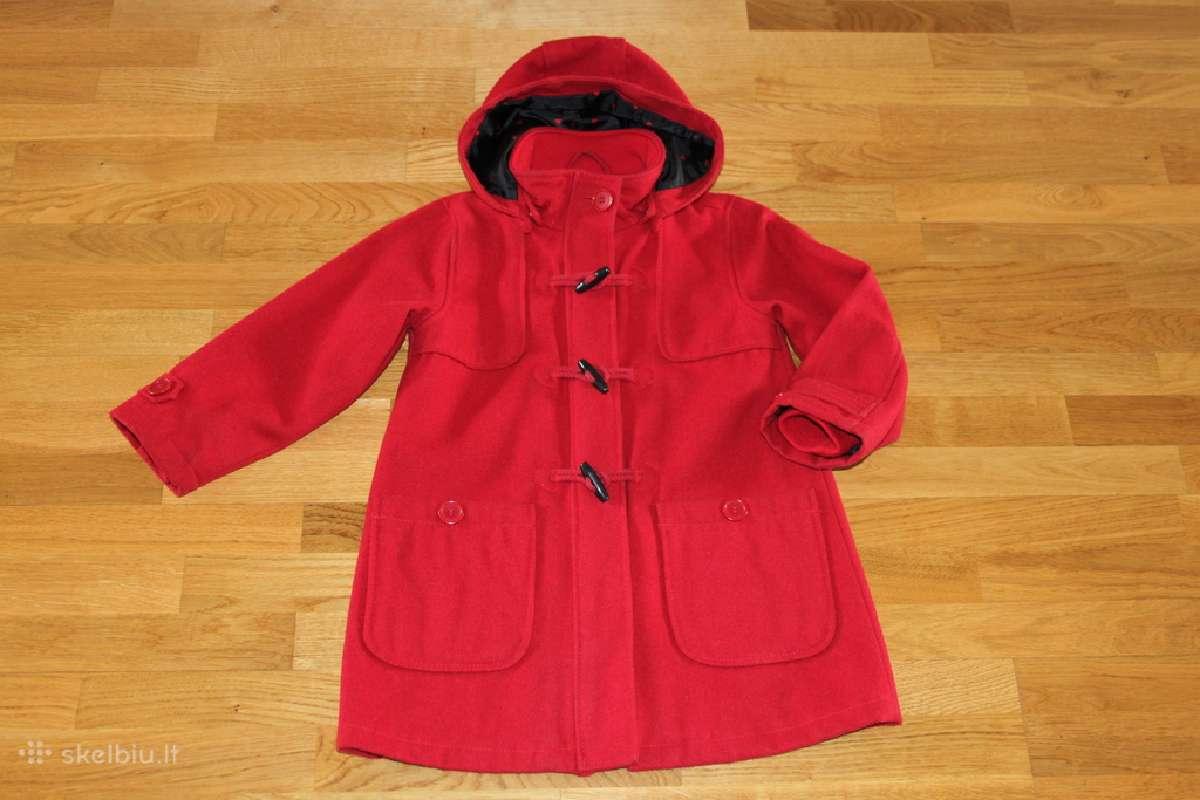 """Rudininis/pavasarinis paltukas """"Lindex"""", 110 cm"""