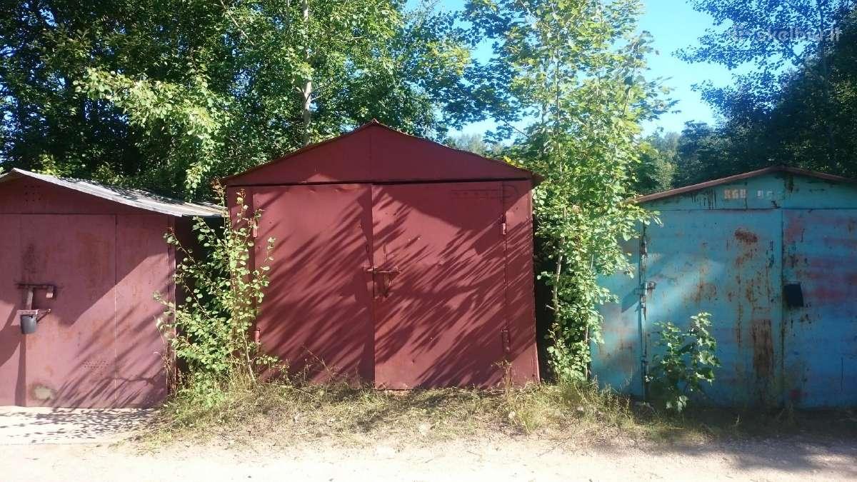 Metalinis garažas - Skelbiu.lt