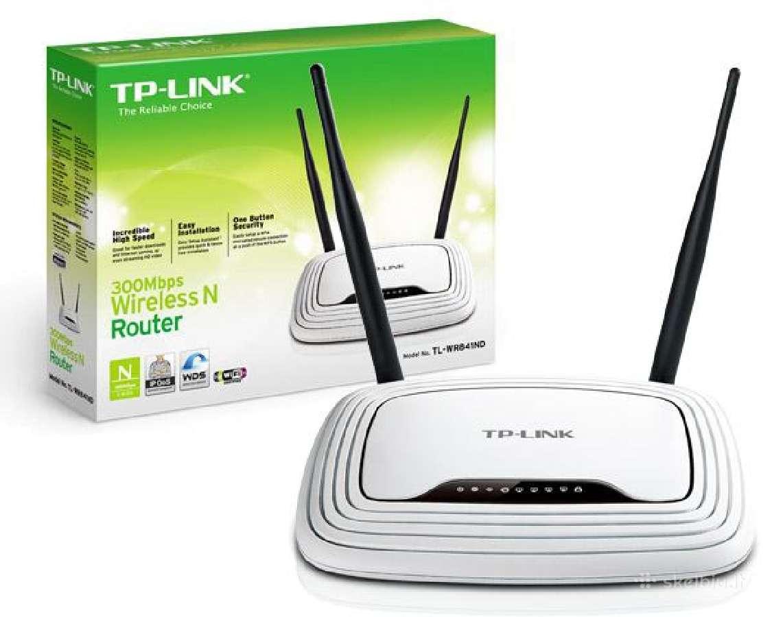 Tp-link Archer, D-link, Asus WiFi routeris